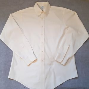 Brooks Brothers 16.5 36 Button Down Slim